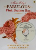 Miss Lily's Fab Pink Feather Boa Book and CD Pack