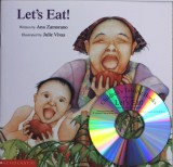 Let's Eat! Book and CD Pack