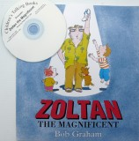 Zoltan the Magnificent Book and CD Pack