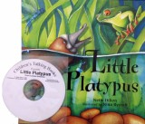 Little Platypus Book and CD Pack