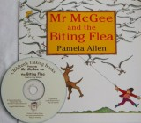 Mr McGee and the Biting Flea Book and CD Pack