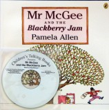 Mr McGee and the Blackberry Jam Book and CD Pack