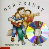 Our Granny Book and CD Pack