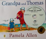 Grandpa and Thomas Book and CD Pack