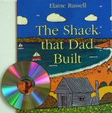 The Shack that Dad Built Book and CD Pack