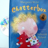 Chatterbox Book and CD Pack