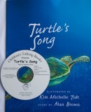 Turtle's Song Book and CD Pack
