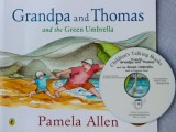Grandpa and Thomas and the Green Umbrella Book and CD Pack