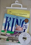 King Pig Book and CD Pack