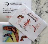 Yarn About Series - Boomerangs