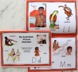 My Australian Picture Alphabet Book