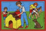 Building Dog Kennel