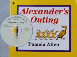 Alexander's Outing Book and CD Pack
