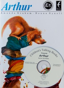 Arthur Book and CD Pack