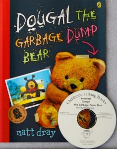 Dougal the Garbage Dump Bear Book and CD Pack