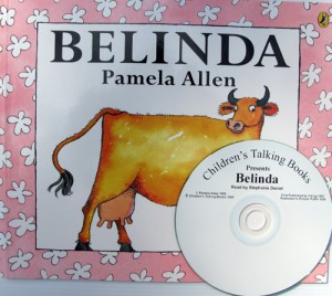 Belinda Book and CD Pack