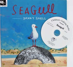 Seagull Book and CD Pack