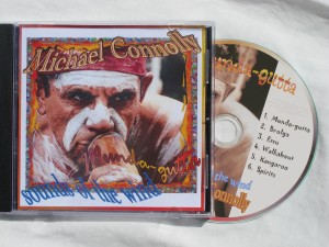 Sounds of the Wind -CD of original didgeridoo music