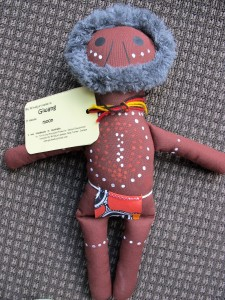 Aboriginal Elder/Uncle Doll (Male)