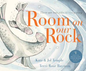 Room on our Rock -hardcover book
